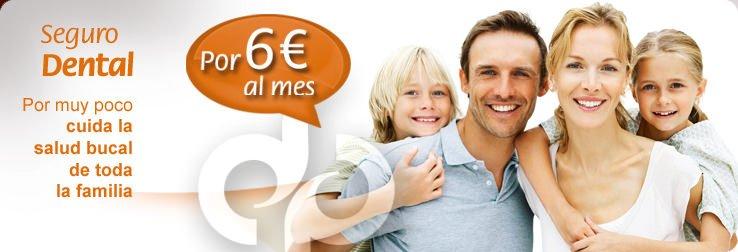 precios seguros salud dental